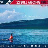 Fts Surf à Teahupoo