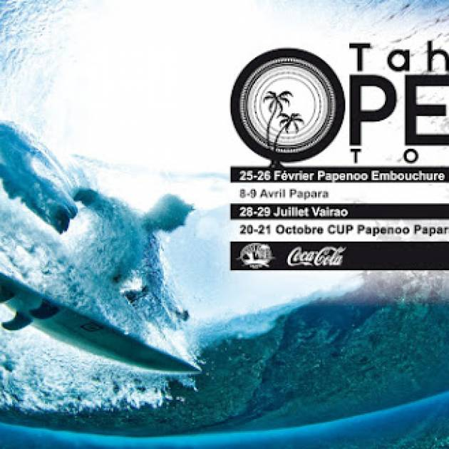 TAHITI OPEN TOUR: 2012 – Etape 3