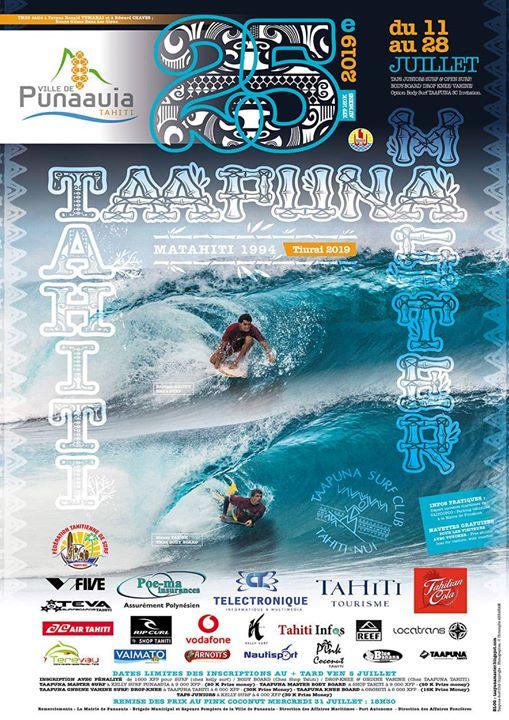 Taapuna Master 2019