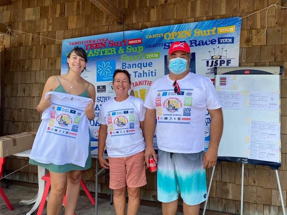 Tahiti Master Tour 2021 – (1ère étape)